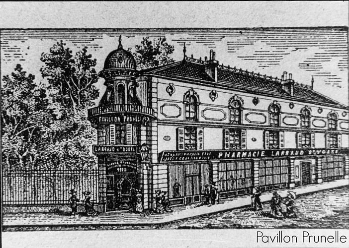 Maison natale de Valery Larbaud, 36 rue Montaret