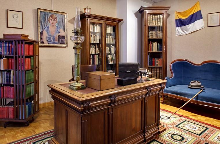 Médiathèque Valery-Larbaud, 106-110 rue Maréchal Lyautey