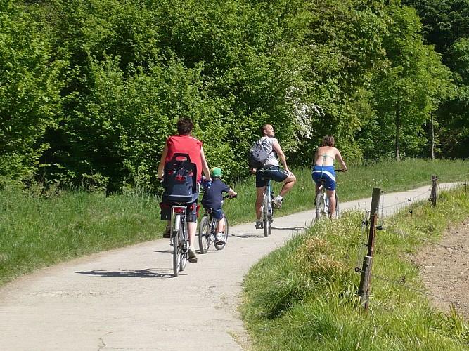 Sentier didactique + Circuit Mountain Bike