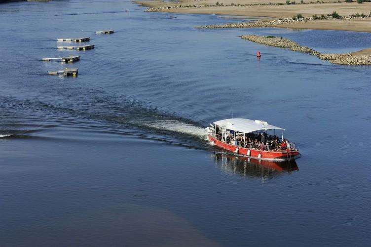 Croisière immersive sur la Loire