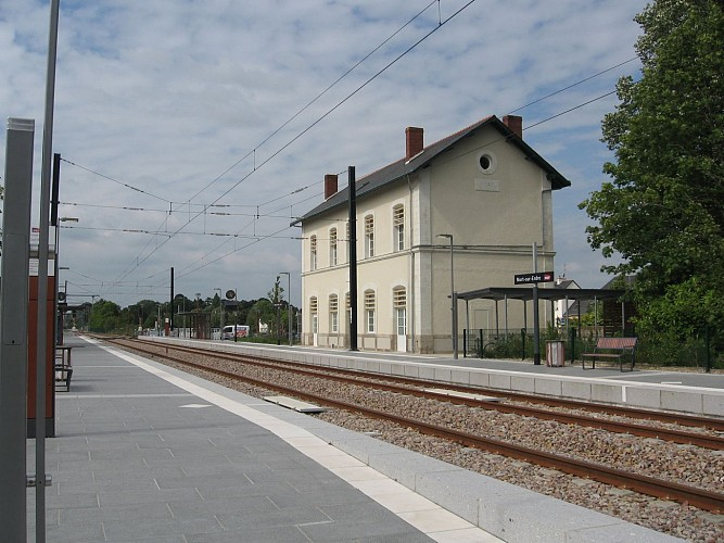 Gare SNCF Nort Sur Erdre