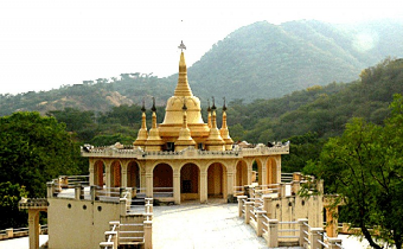 Dhamma Thali Vipassana Centre