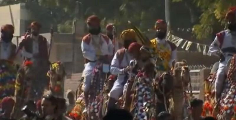 Festival du dromadaire au Karni Singh Stadium