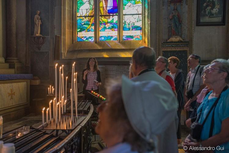 NOTRE DAME DE LA TRONCHAYE CHURCH