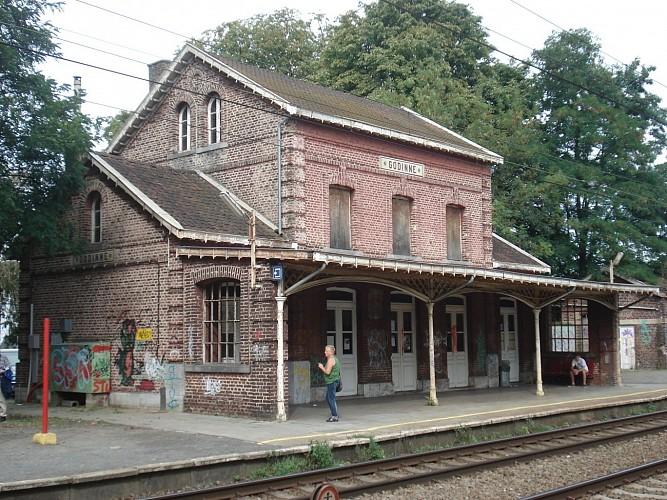 Gare de Godinne