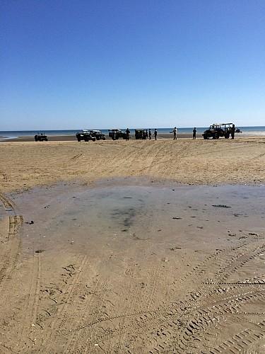 Utah Beach - Plage et musée du débarquement