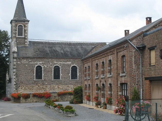 Village d'Harsin