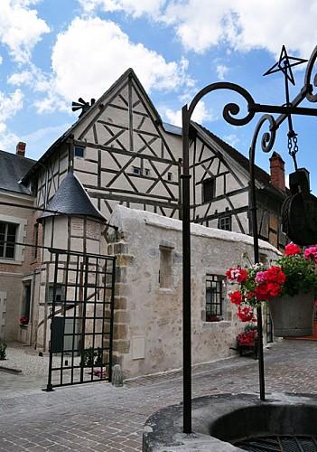 La Cité Médiévale de Mennetou sur Cher