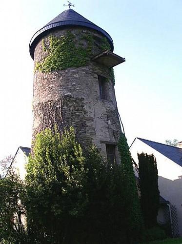 Moulin de la Favrière