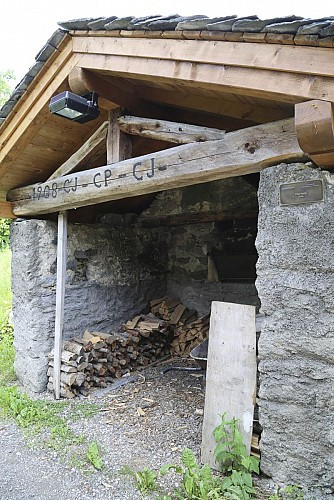 Fontanil bread oven and chapel