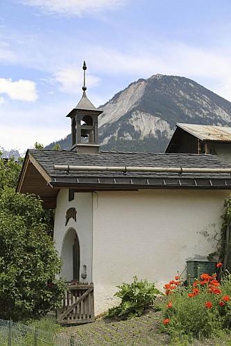 Le Grenier et sa chapelle