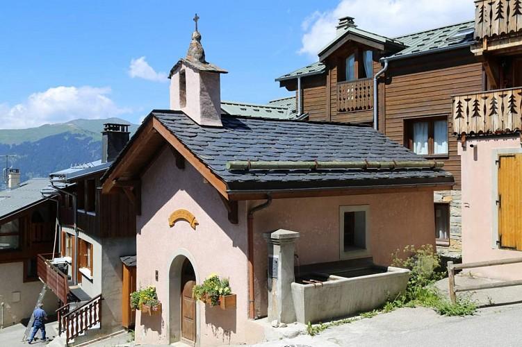 Notre-Dame des Neiges Chapel