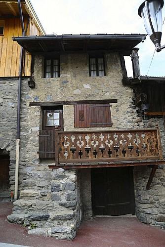 DENYS PRADELLE'S HOUSE