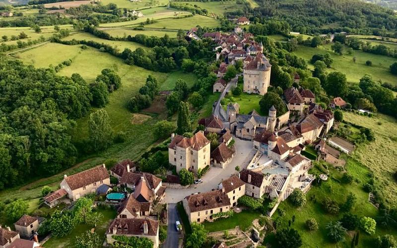 SARL Corrèze Montgolfière (Juillac)