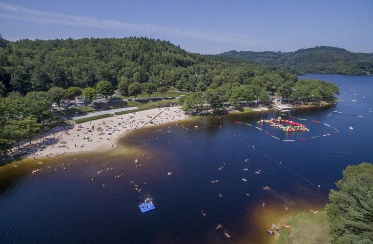 Lac des Bariousses (Treignac)
