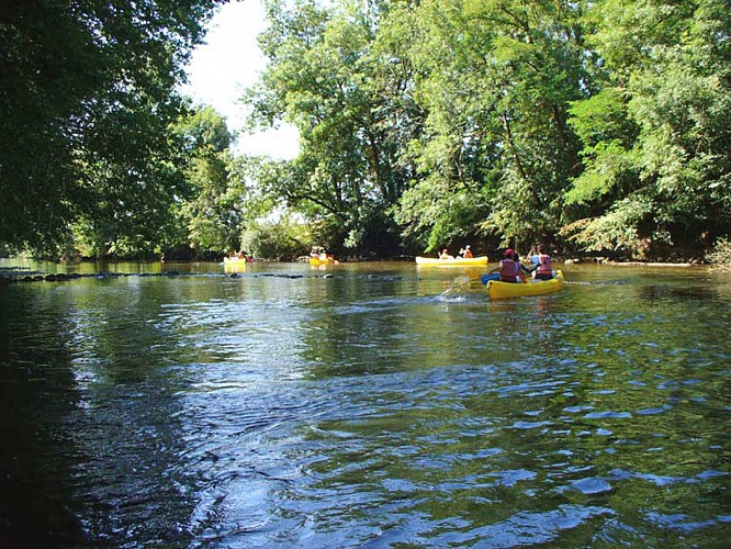 Canoë-kayak et rafting Oxygène Sports Nature