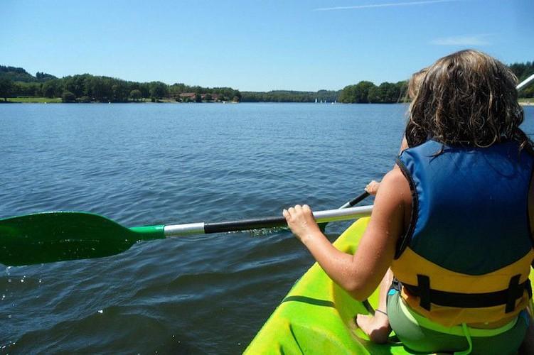 Canoë Kayak Lac de Saint-Pardoux