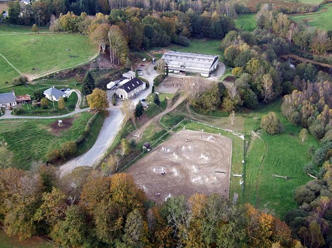 Centre équestre d'Egletons