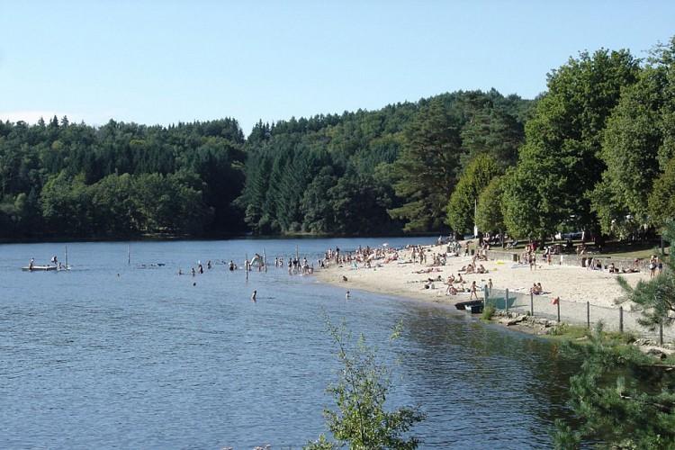 Lac de Marcillac-la-Croisille (Marcillac la Croisille)