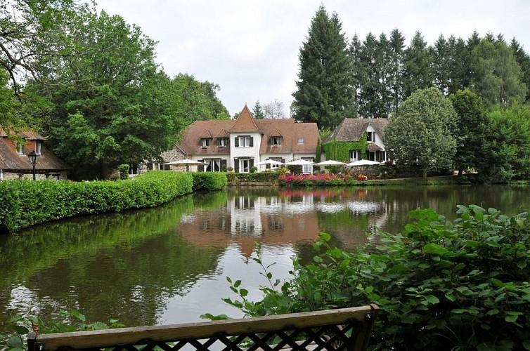 Restaurant Au Moulin de la Gorce