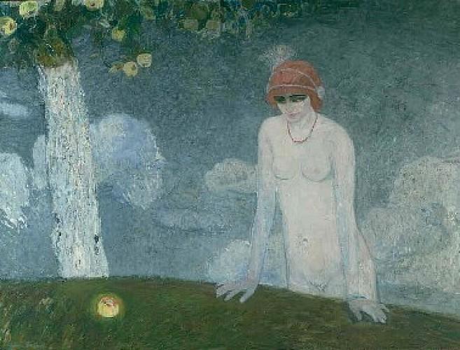 Eva of De appel / Eve ou La pomme