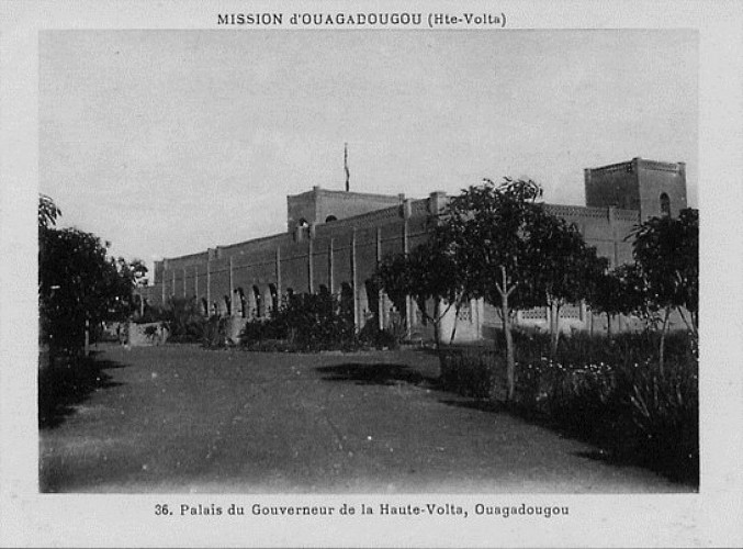 Palais de Mogho Naba