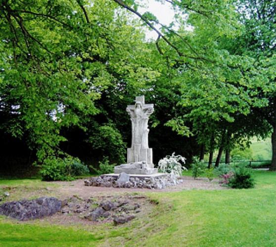 Monument commémoratif du Vieux Sart