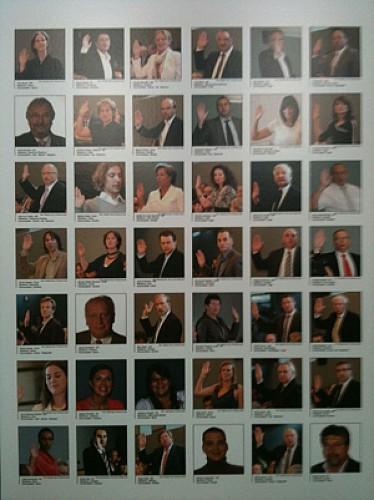 Les 75 députés 2009-2014 - #1