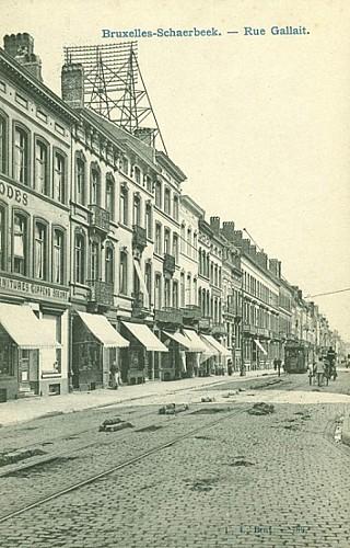 Rue Gallait