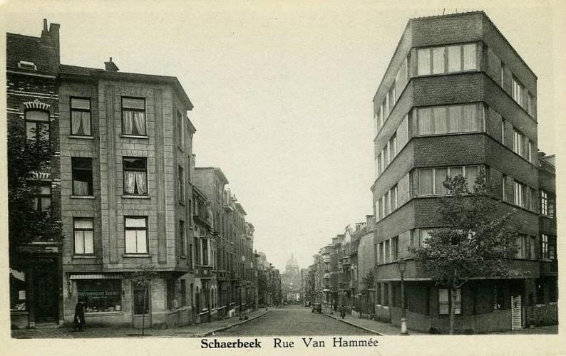 Rue van Hammée