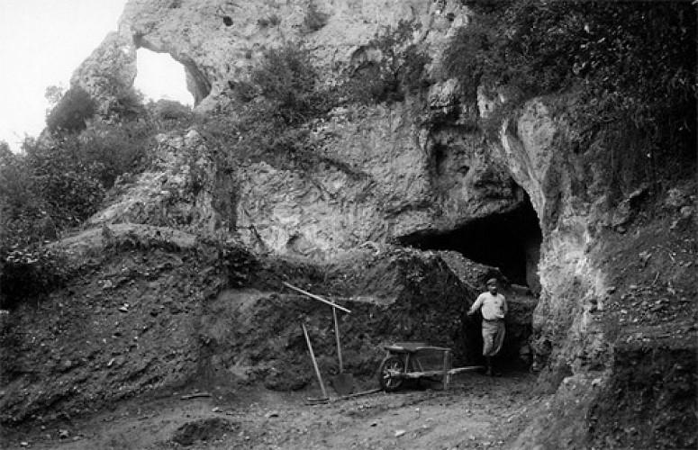 Grotte de Spy