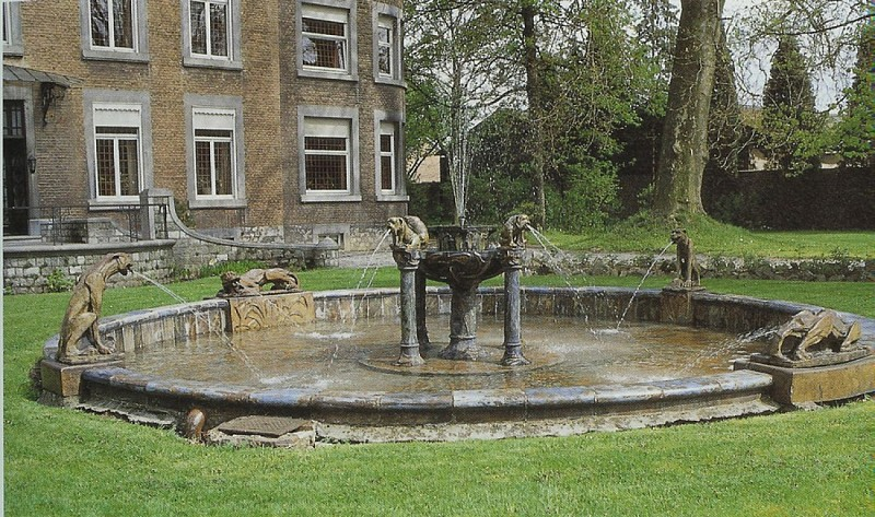 Fontaine aux  Chimères