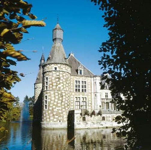 Le château de Jehay