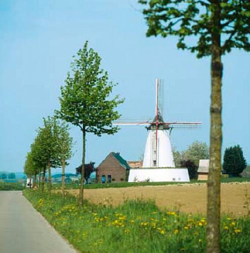 Le moulin d'Ostiches