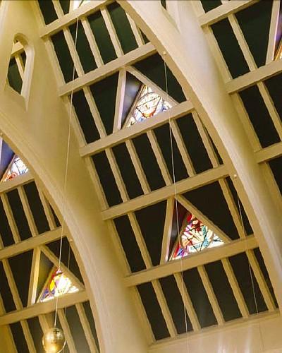 De Sint-Aybert kerk