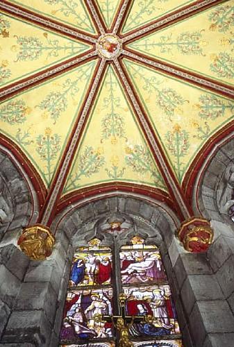 La chapelle du château de la Follie