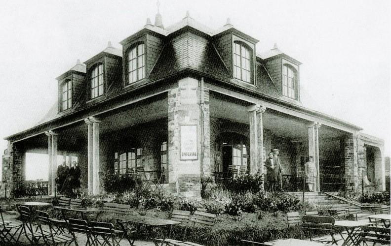 Le Café du Panorama 1925