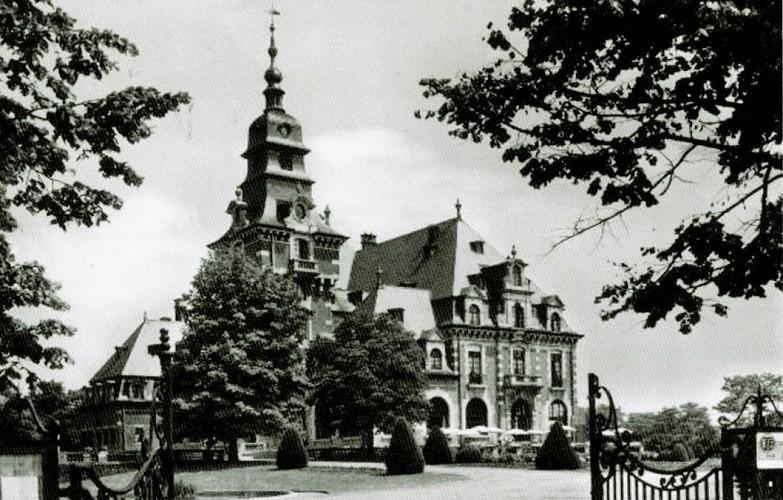 Le Château de Namur 1928-1932
