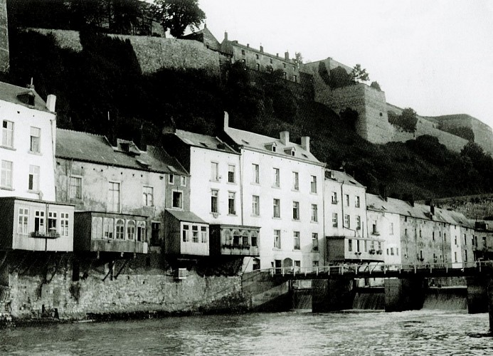 La rue des Moulins