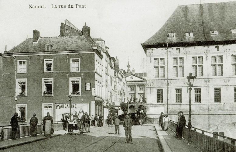 La rue du Pont
