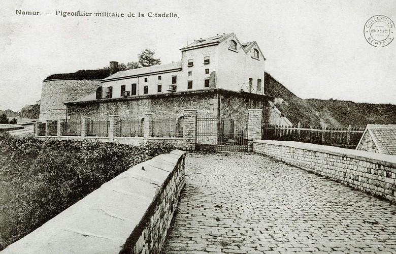 le Pigeonnier militaire de la Citadelle (1912)