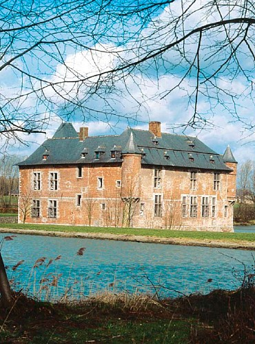 Le château-ferme de Fernelmont