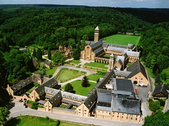 L'abbaye d'Orval