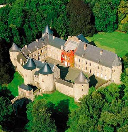 The Château de Corroy