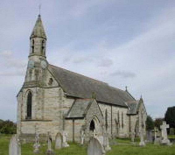 The Church of St John the Evangelist