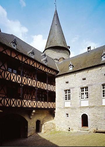 Das Schloss Vêves