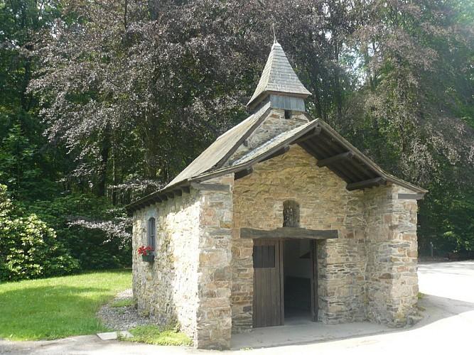 de kapel van Farnières