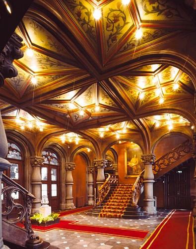 Le palais des princes-évêques