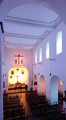 The kerk van Saint-Étienne