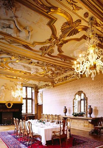 Le château des comtes de Marchin